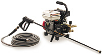 Cold Water Gas Pressure Washer