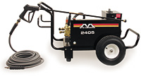 Cold Gas Pressure Washer